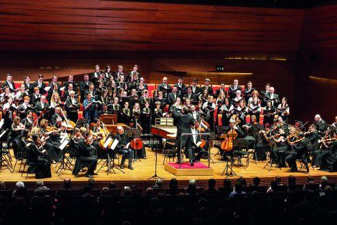 Pannon Filharmonikusok: PTE operabemutató