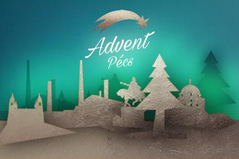 Advent Pécs 2016 - Ezüst hét